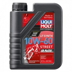 Oil 4T Synthetic Street R