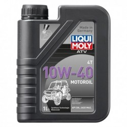 Oil 4T Motoroil synthetic