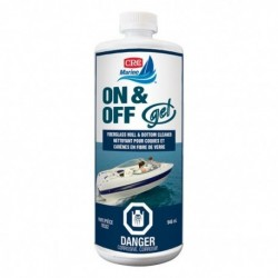 On & Off Gel Hull Cleaner