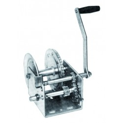 Trailer Winch 2-Speeds wi