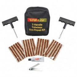 Tubeless T-Handle Tire Re