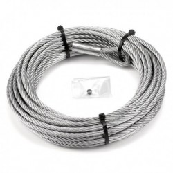 Replacement Steel Rope