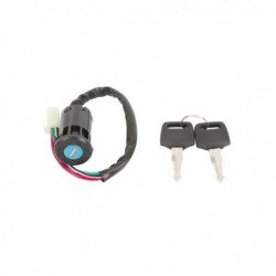 Key Switch 4-Wire and Mal