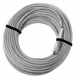 2500-3500 lb. Winch Cable