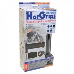 Heated Grips for Commuter