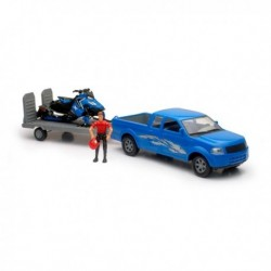 Pick Up Scale Model with