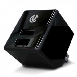 Dual AC/USB Charger Adapt