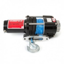 2500 lbs Winch Kit with S