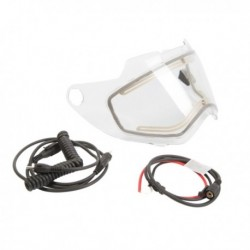 Electric Double Lens for