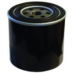 Spin-on fuel filter repla