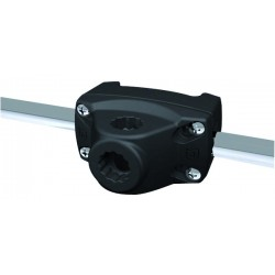 HD Rail Mount Rod Holder