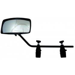 Clamp-on Ski Mirror Kit