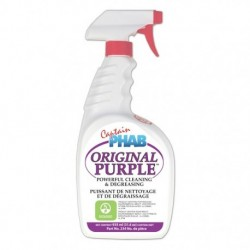 Purple Power Cleaning Con