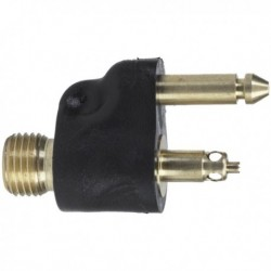 Tank connector for engine