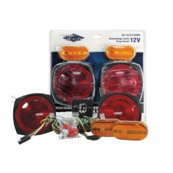 Magnetic Taillight Kit