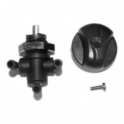 90 Degree Fuel Valve