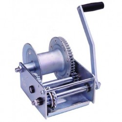 Winch with Brake
