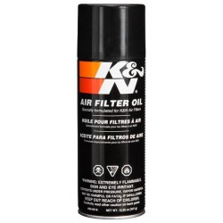 Air Filter Oil and Cleani