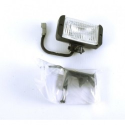 Snowblower Light with Bra