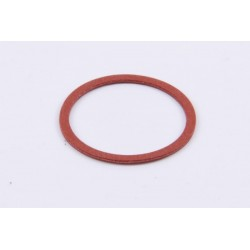 Float bowl plug gasket