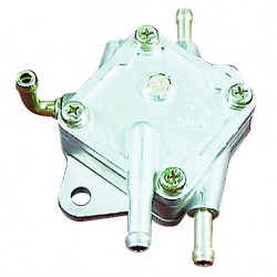 Double Square Fuel Pump