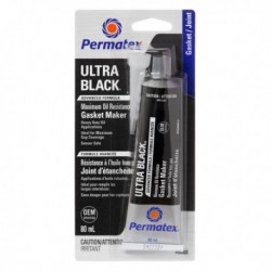 Ultra Black Gasket Maker