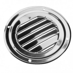 Round Louvered Vent