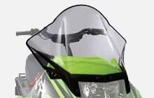 Snowmobile Windshield
